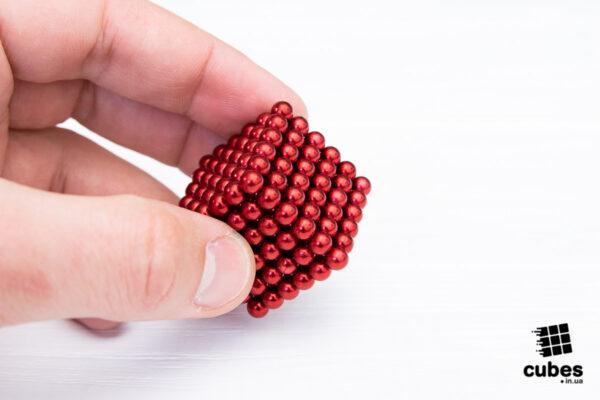 НеоКуб красный (5 мм.)