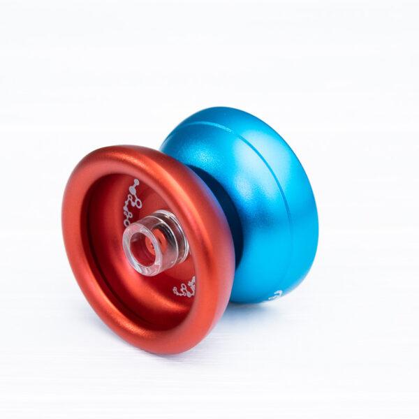 Профессиональное Йо-йо Cyclone Boys «Red & Blue v2»