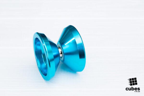 Профессиональное Йо-йо Cyclone Boys «Destroyer» голубое