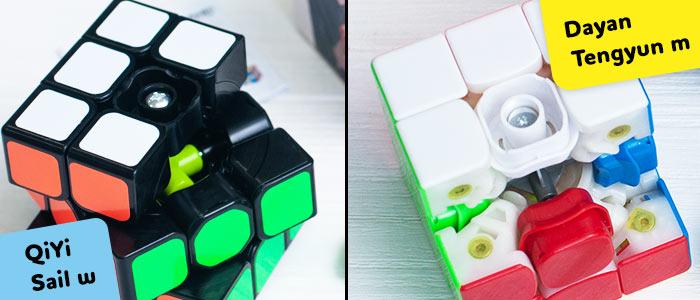 Дешевый и дорогой кубик Рубика