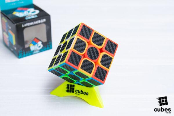 Кубик Meilong 3x3 carbon