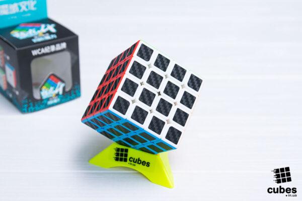 Кубик Meilong 4x4 carbon