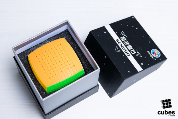 Кубик ShengShou 10x10