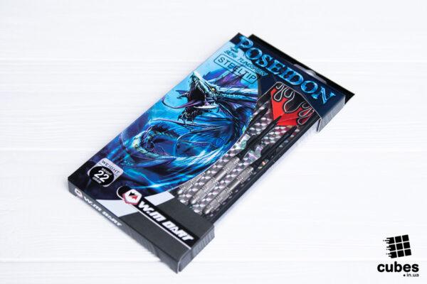 Дротики для дартс из вольфрама Winmax Poseidon (90%)
