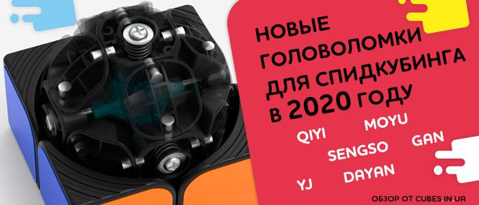 Новые головоломки 2020 года
