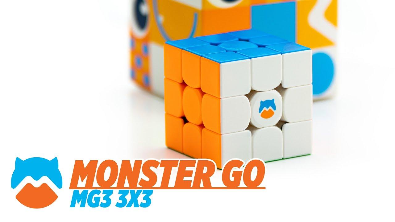 Monster go 3x3