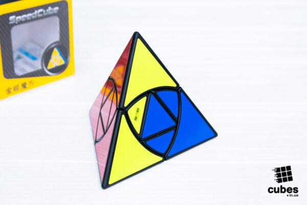 Головоломка QIYi Duomo pyraminx