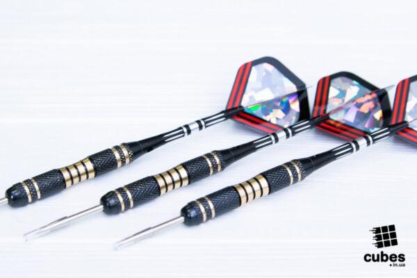 Продвинутые дротики из латуни «Brass darts v3»
