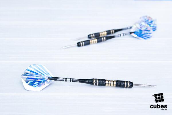 Продвинутые дротики из латуни «Brass darts v2»