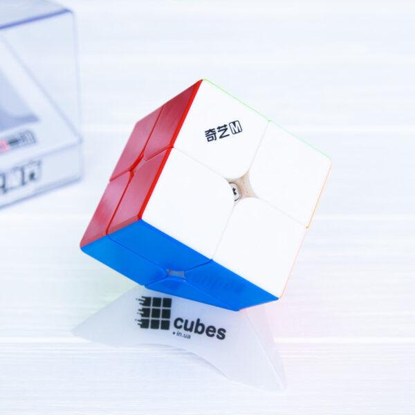 Кубик Рубика QiYi MS 2x2 без наклеек