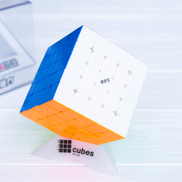 Кубик Рубика QiYi MS 5x5 без наклеек