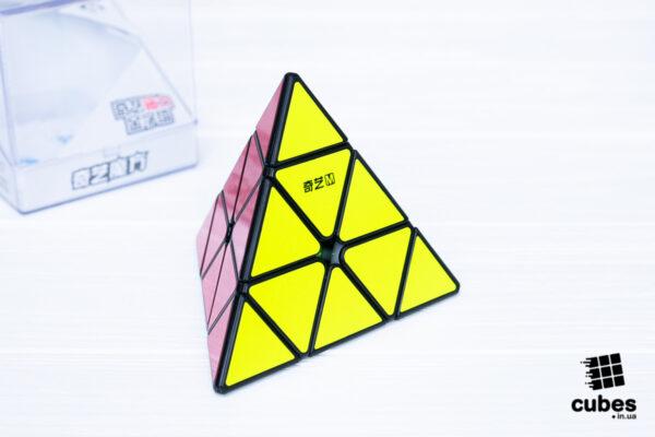 QiYi MS Pyraminx (черный пластик)