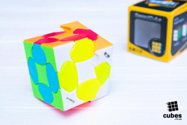 QiYi Fluffy 3x3 куб без наклеек