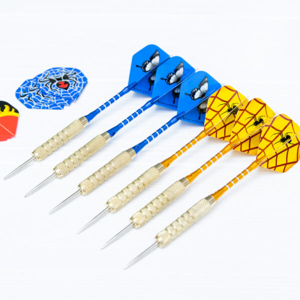Набор дротиков из латуни «Yellow+Blue»