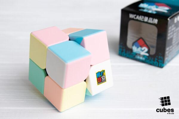 Кубик Meilong 2x2 macaron color