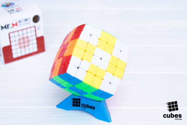 Кубик Sengso Mr. M 6x6 (магниты в боковых слоях)
