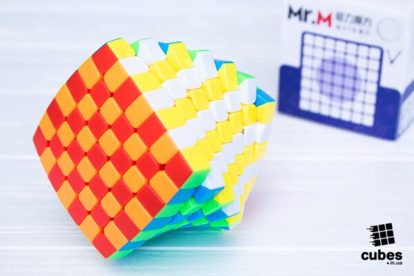 Кубик Sengso Mr. M 7x7 (магниты в боковых слоях)