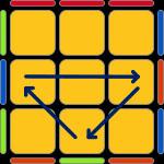 Треугольник сторон (U-perm)