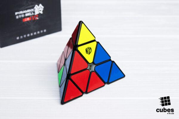 Пирамидка X-man Bell v2 M (2020) черный пластик