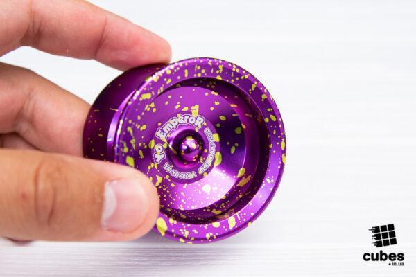 Профессиональное Йо-йо Cyclone Boys «Yo Emperor» purple