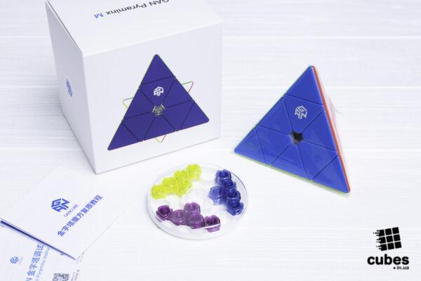 Пирамидка GAN Pyraminx Omnidirectional axis positioning