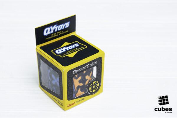 Головоломка QiYi Gear Cylinder без наклеек