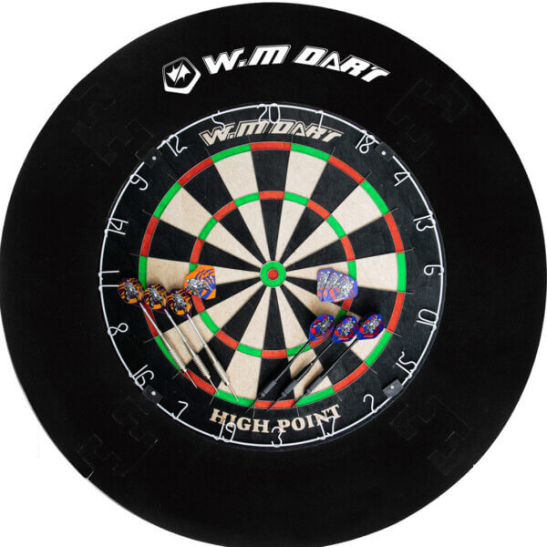 Набор дартс Winmax Match Play (6 дротиков 24 г.) + защита Winmax «EVA»