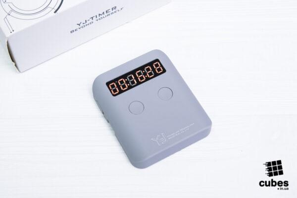 Таймер для спидкубинга YJ Pocket Timer серый