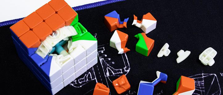 Как разобрать, отремонтировать кубик Рубика 4х4, 5х5, 6х6, 7х7 и т.д.