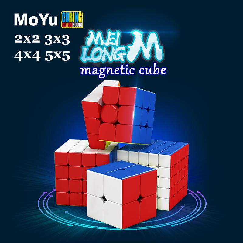 Магнитные головоломки MoYu Meilong