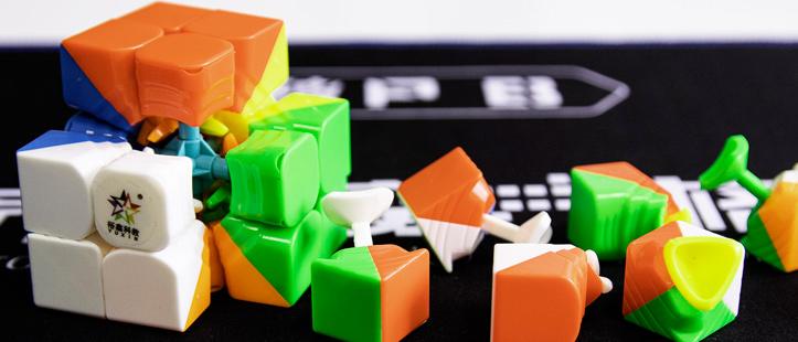 Как разобрать или отремонтировать кубик Рубика 2х2 и 3х3