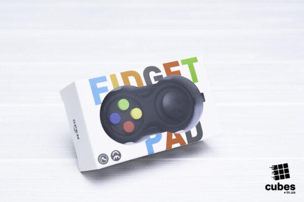 Fidget Pad (джойстик) soft touch пластик