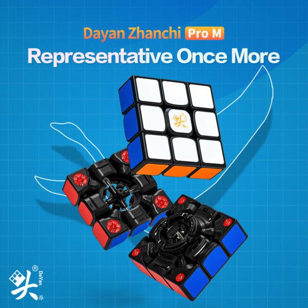 Dayan Zhanchi Pro M