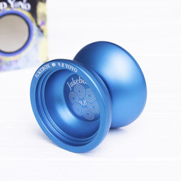 Йо-йо Jukebox 9.8 Yo-yo синее (алюминий)