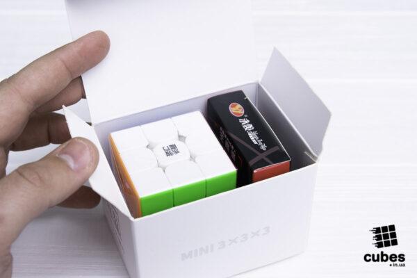 Кубик Рубіка YJ ZhiLong Mini 3x3 M