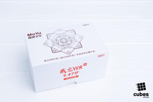 MoYu WeiLong WR M 2021 Lite без наклеек (NEW)