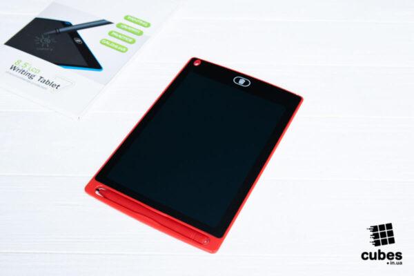 Детский LSD планшет для рисования 8,5 дюйма красный