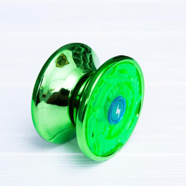 Йо-йо для новачків Ya Qi Li Toys зелене (пластик+метал)