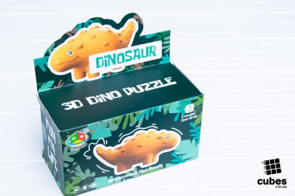 FanXin динозавр Ankylosaurus 2x2x3