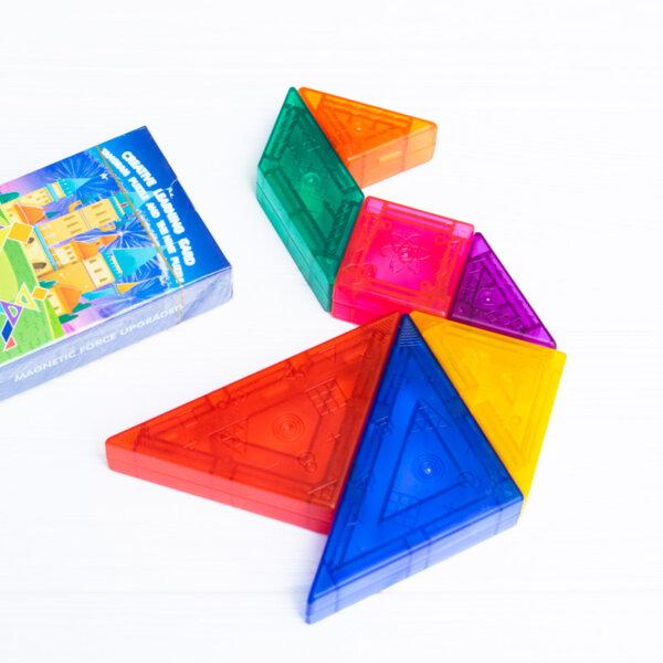 Развивающая головоломка Tangram магнитный