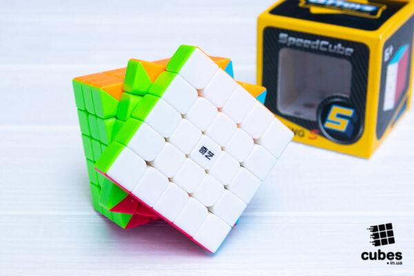 Кубик 5x5 Qiyi QIZHENG S (2021)