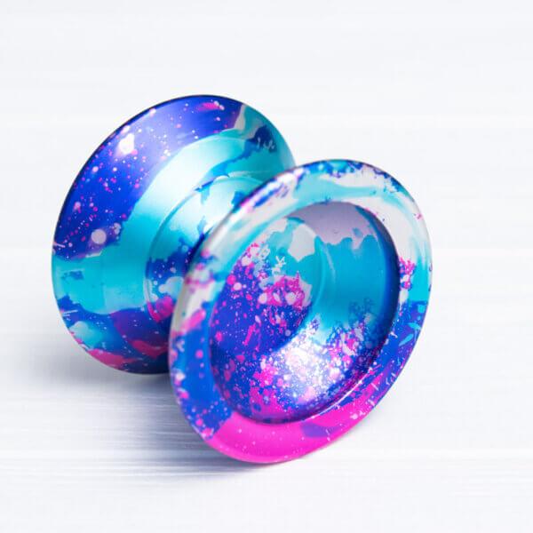 Профессиональное Yo-Yo из алюминия Sunyok «Galaxy»